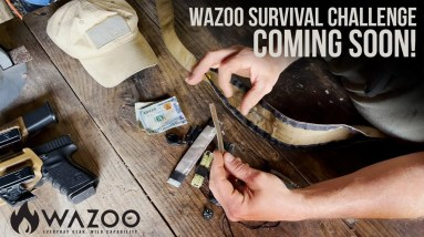 Wazoo Survival 72 Hour Challenge | ON Three