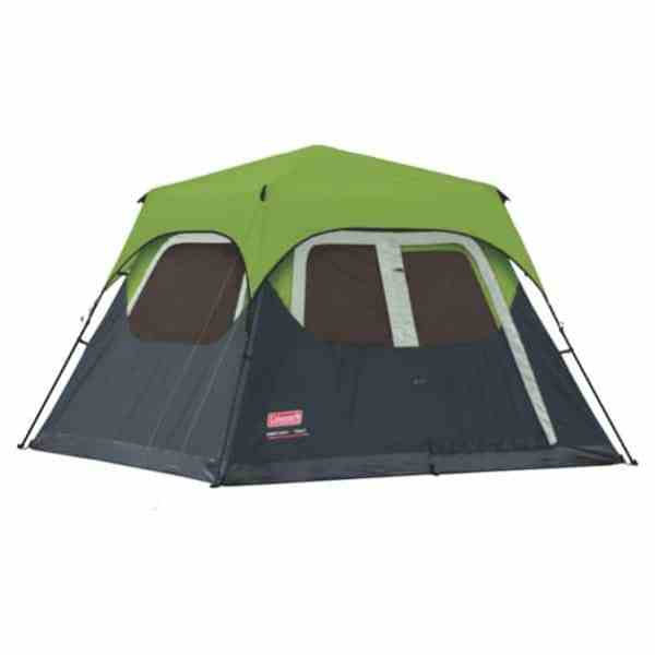 COLEMAN TENT FASTPITCH INSTANT CABIN 6