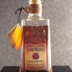 4 roses sb bottle vert
