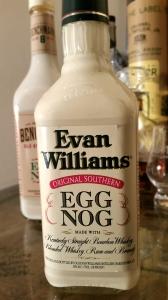 Evan Williams Eggnog 2