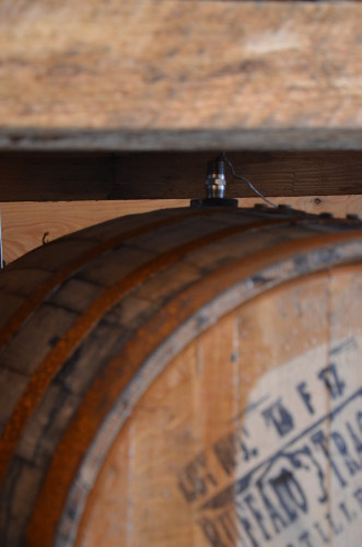 2015 Bourbon Classic- Media tour - Buffalo Trace Warehouse X