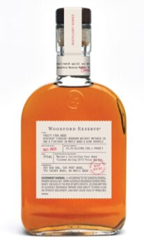 Woodford Reserve announces the latest expression in its Distillery Series, Frosty Four Wood, available at the distillery and select Kentucky retailers. (PRNewsFoto/Woodford Reserve)
