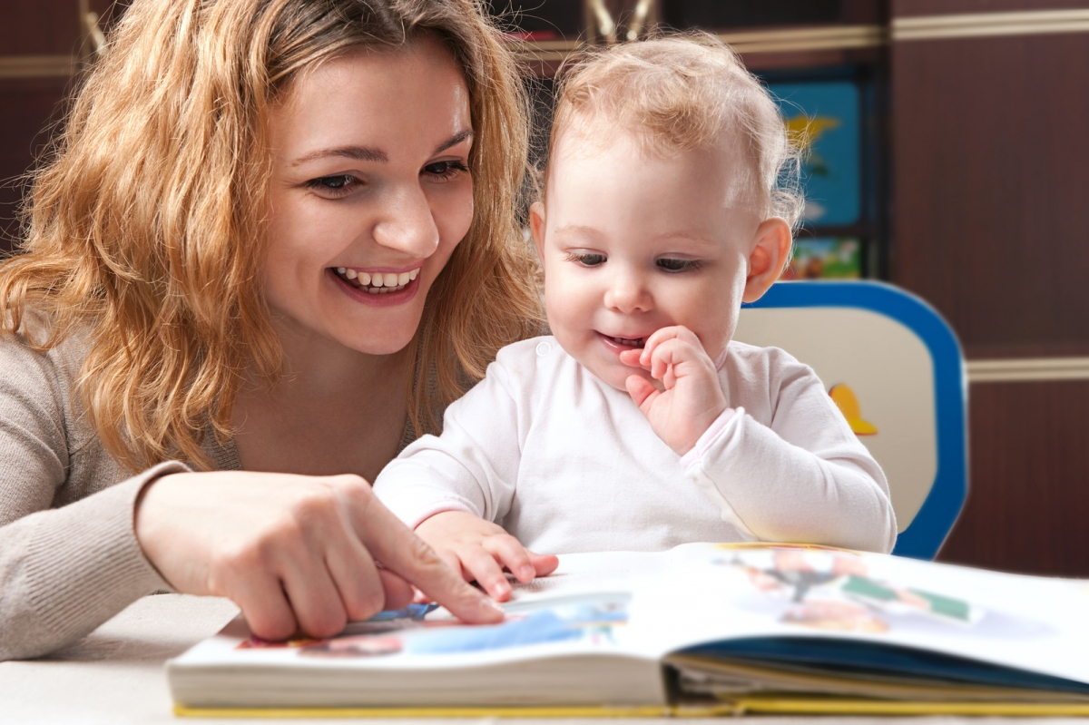 Reading To Your Child 15 Minutes Tonight Will Improve
