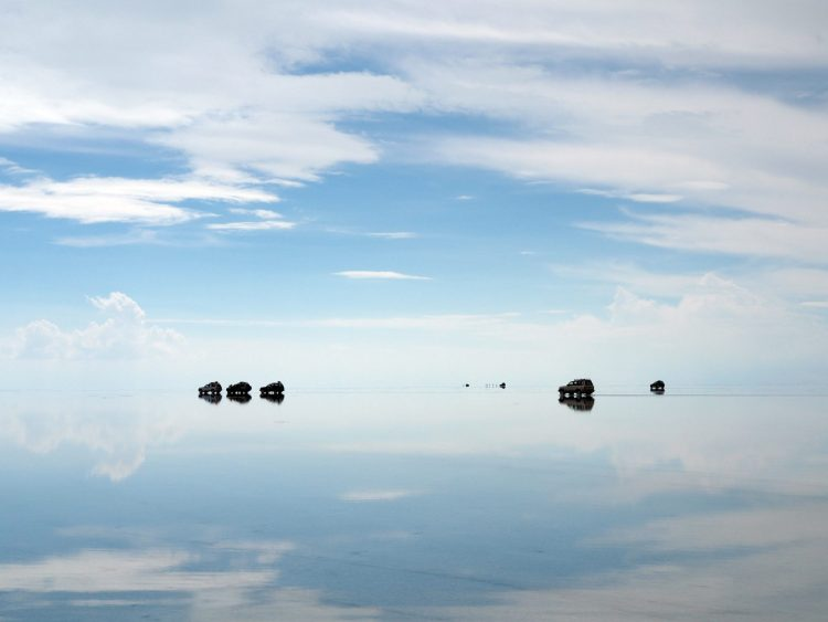 Uyuni Salt Flat, Bolivia