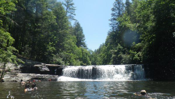 Hooker Falls (Photographer: Lesli Gibbs)