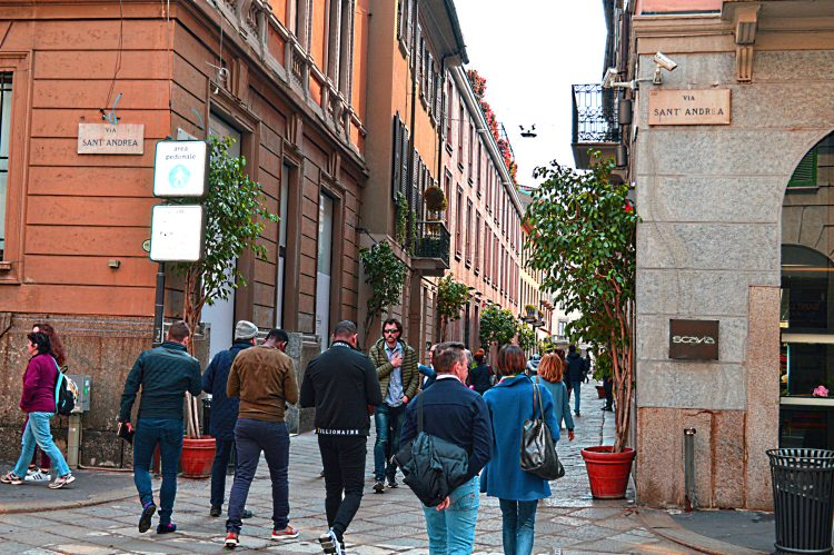 Europe's Most Expensive Street