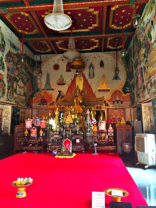 Roadside Temple, Thailand