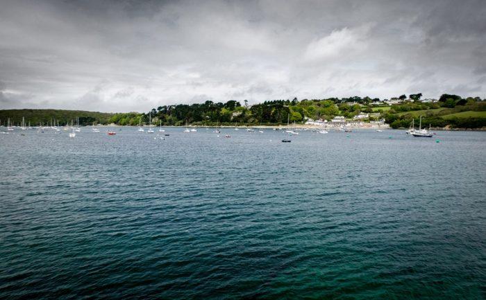 Helford Estuary, Cornwall