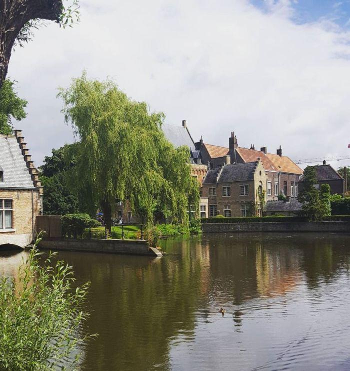 Lake of Love Bruges