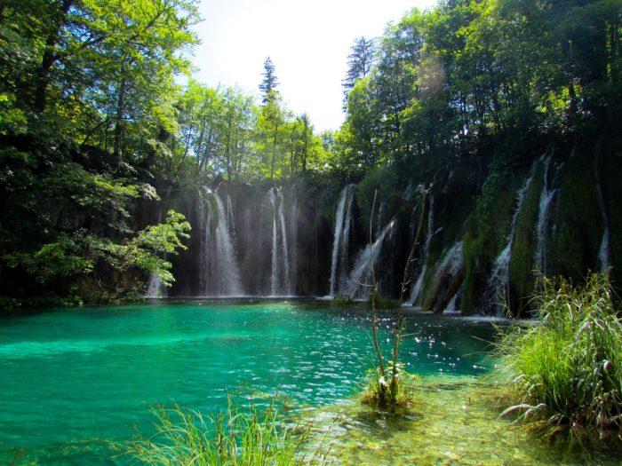 Plitvice Lakes National Park, Croatia