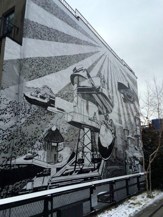 Street Art in Bushwick