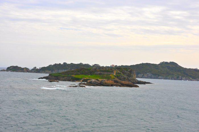 Ribaudon Island, The French Riviera