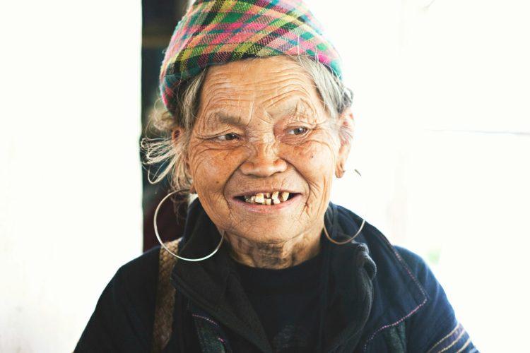 Sa Pa woman in Vietnam