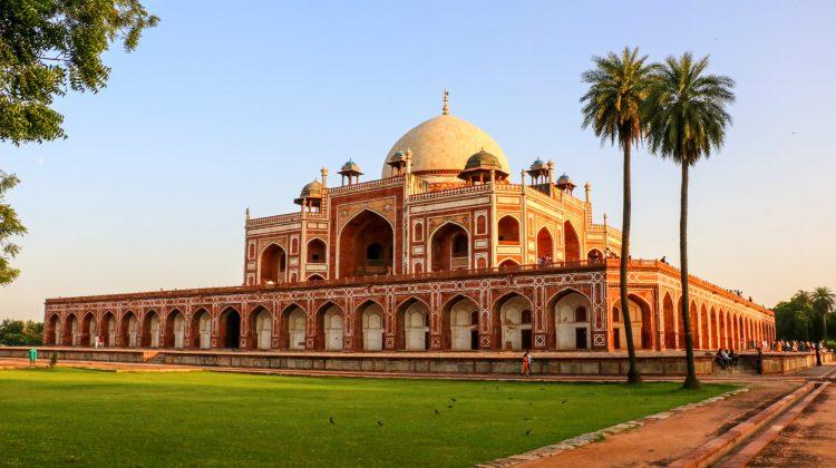 Delhi Humayan's Tomb, India