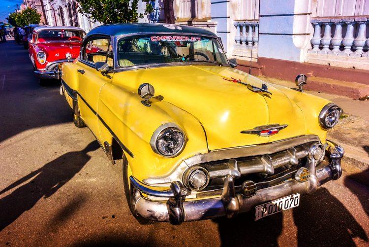 Classy Cars in Cuba