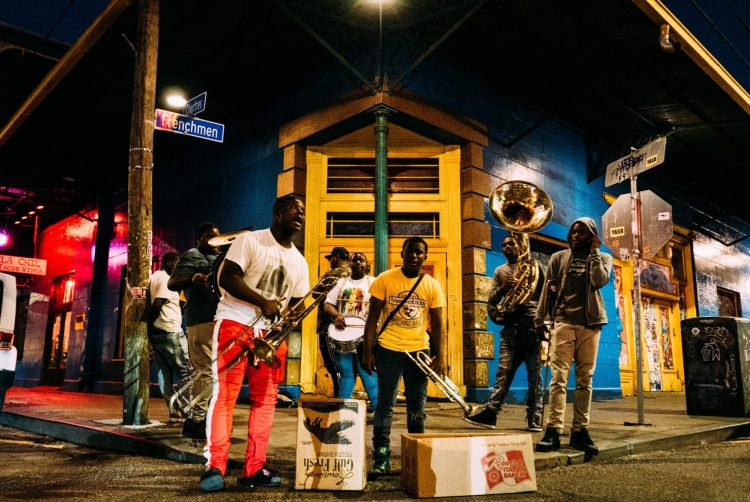 Frenchmen Street, New Orleans