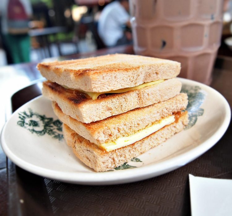 Kaya Toast, Dishes To Eat In Singapore