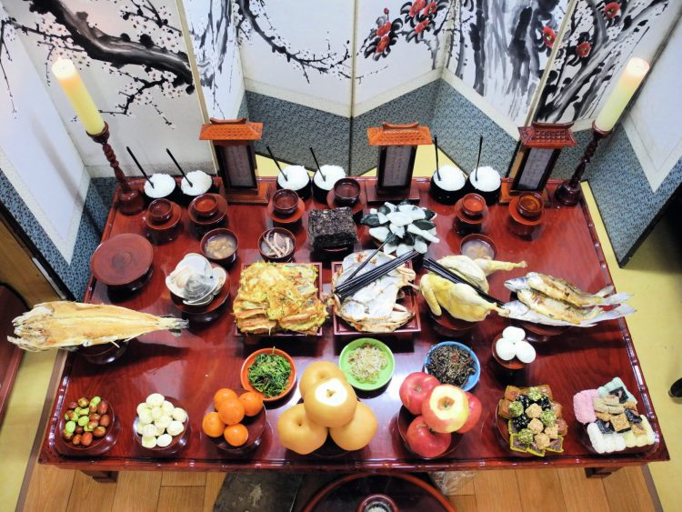 Chuseok, Fall Festivals
