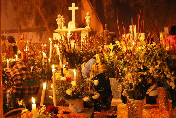 Day of the Dead, Fall Festivals