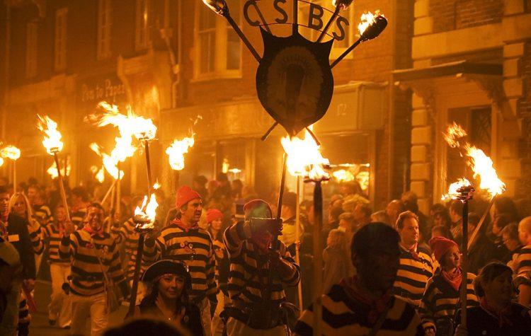 Guy Fawkes Night, Fall Festivals