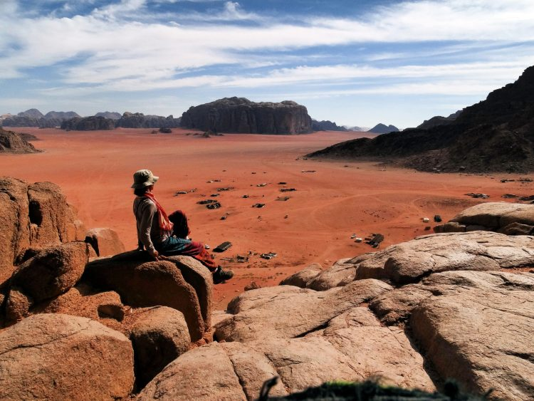 The Desert of Wadi Rum
