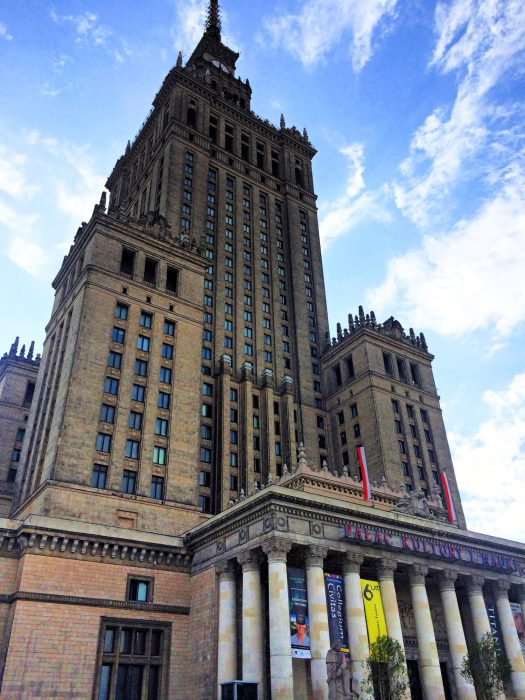 Palace Of Culture And Sciences, Warsaw