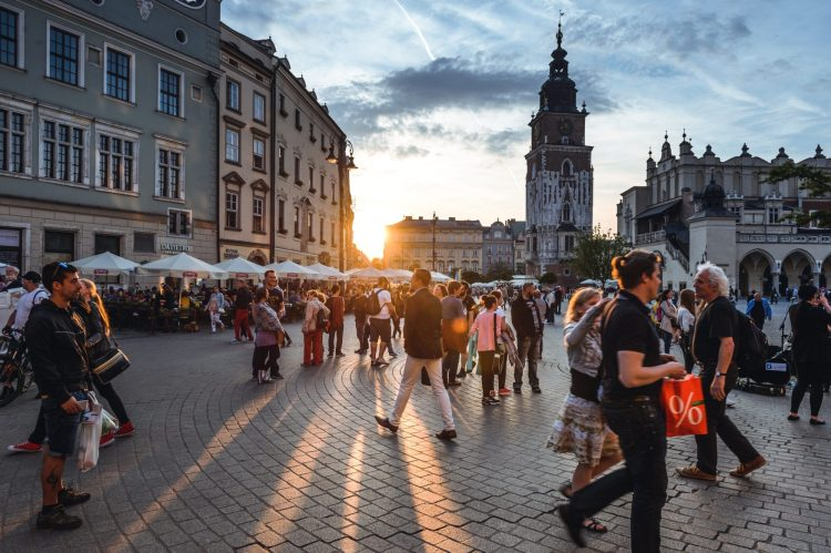 Krakow, places to visit in Winter