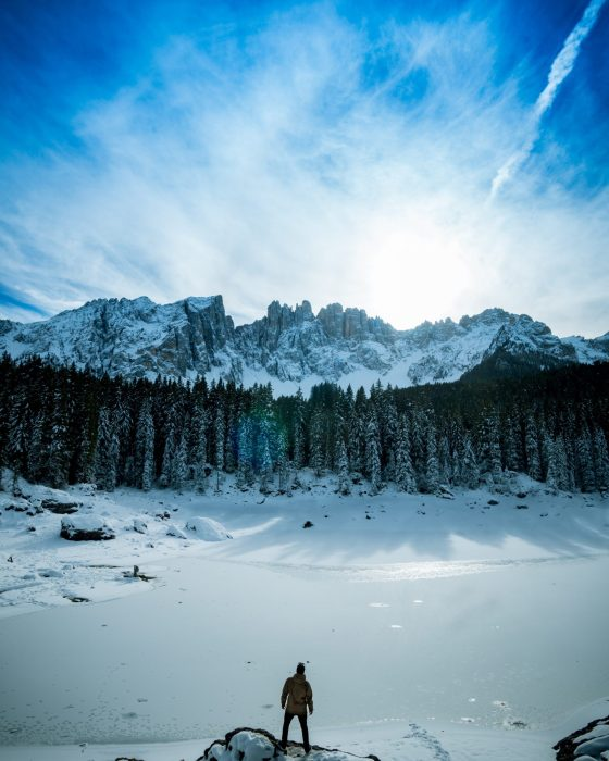Dolomites, Winter Wonderlands To Visit