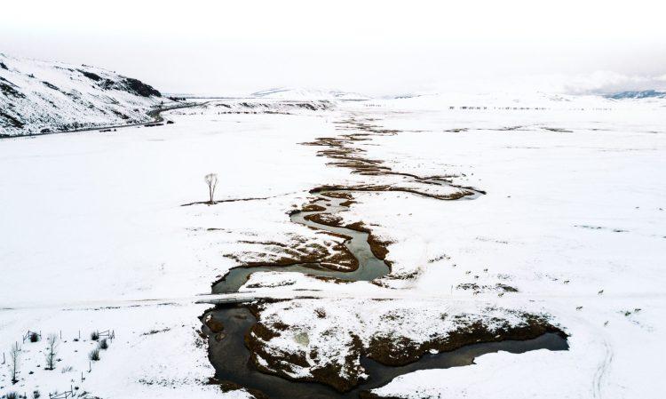 National Elk Refuge Road, places to visit in Winter