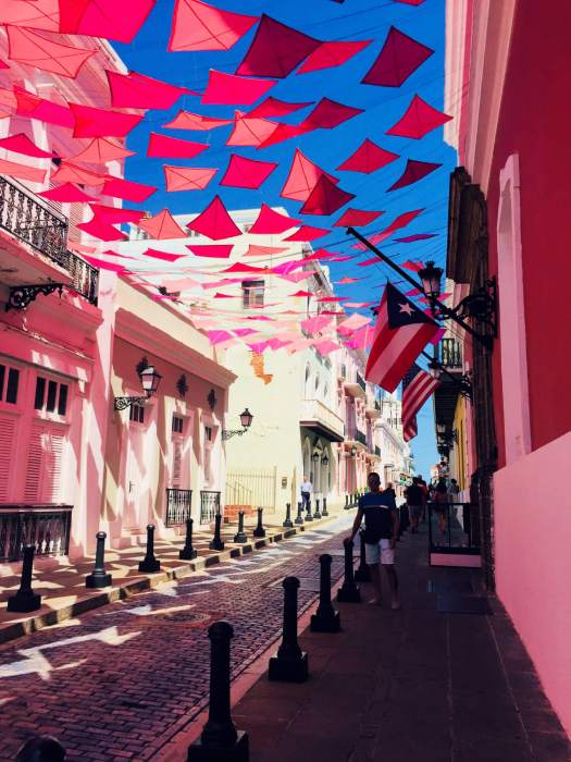 Puerto Rico should be included in your list of possible cheap exotic vacations!