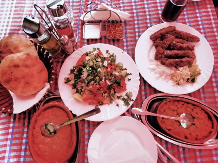 Best Balkan Food Sopska Salta