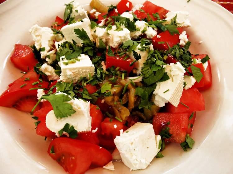 Best Balkan Food Sopska
