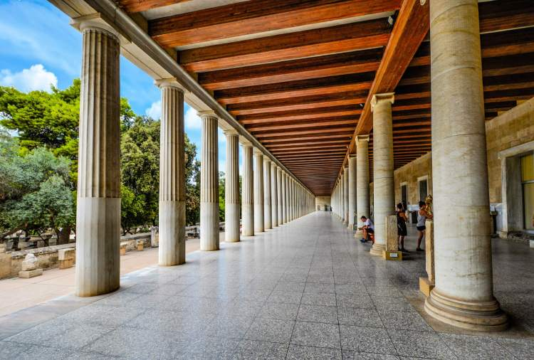 Check out the Acropolis Museum during 3 days in Athens!