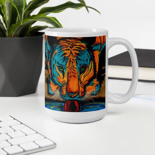 Eyes of the Tiger Mug (19)