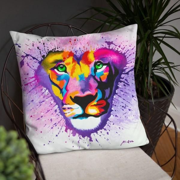 Lion Heart Cushion (7)