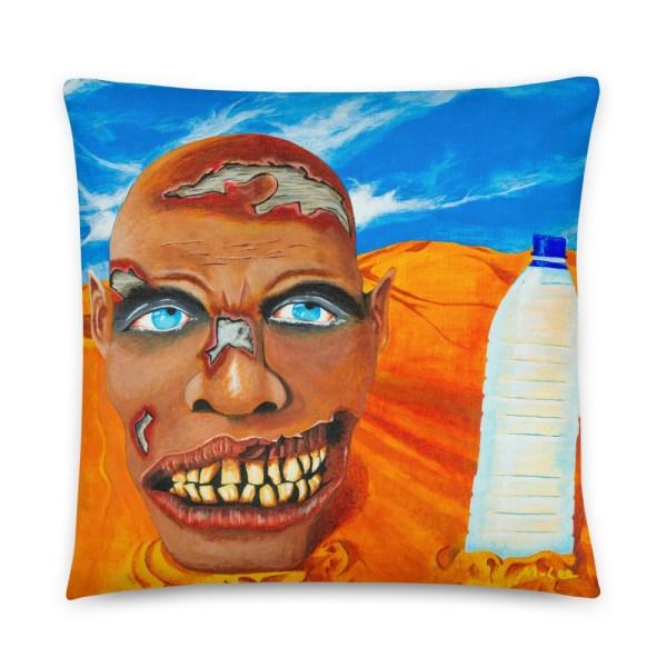 Zombie got pranked Cushion (1)