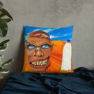 Zombie got pranked Cushion (9)