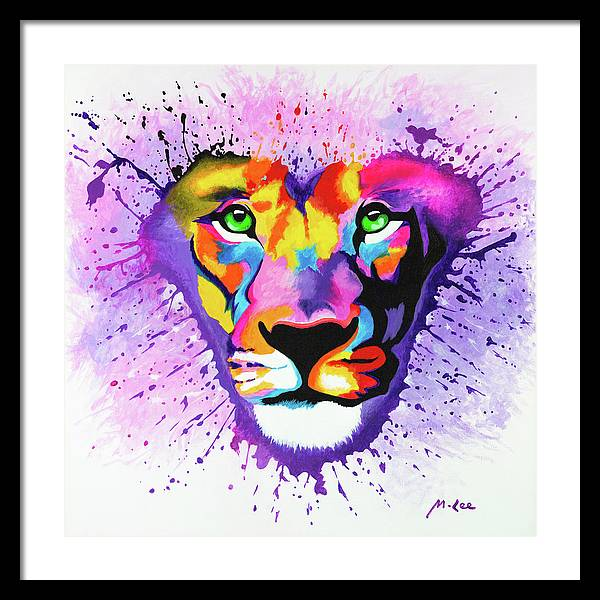 lion-heart-mikey-lee