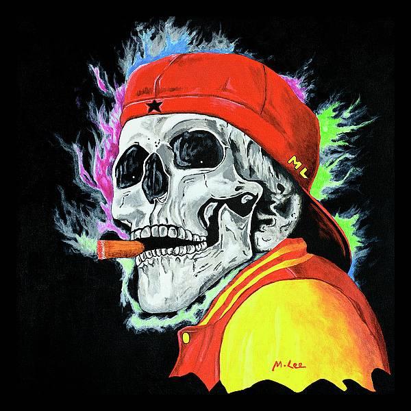 skull-one-last-cigar-mikey-lee (1)