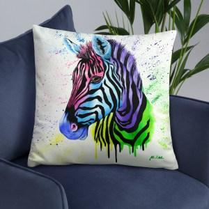 Living Colour Zebra - Cushion (10)