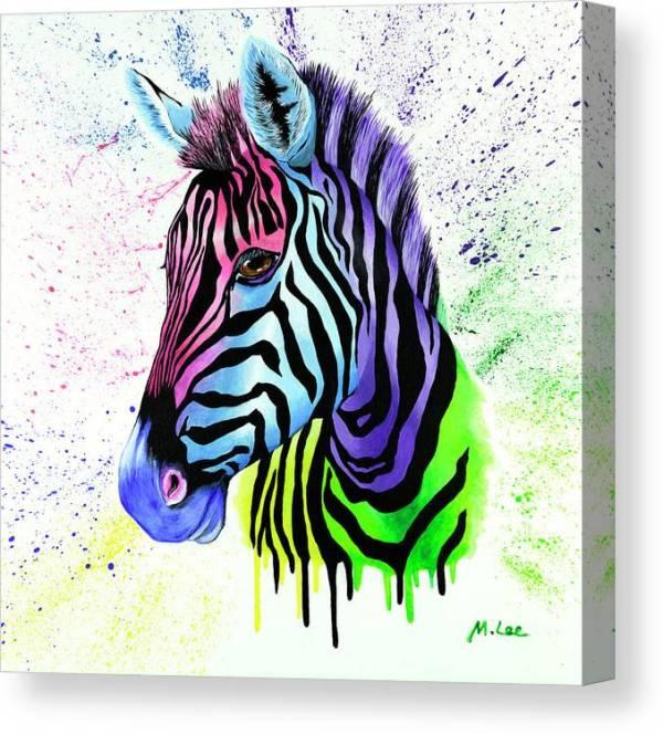 living-colour-zebra-mikey-lee-canvas-print