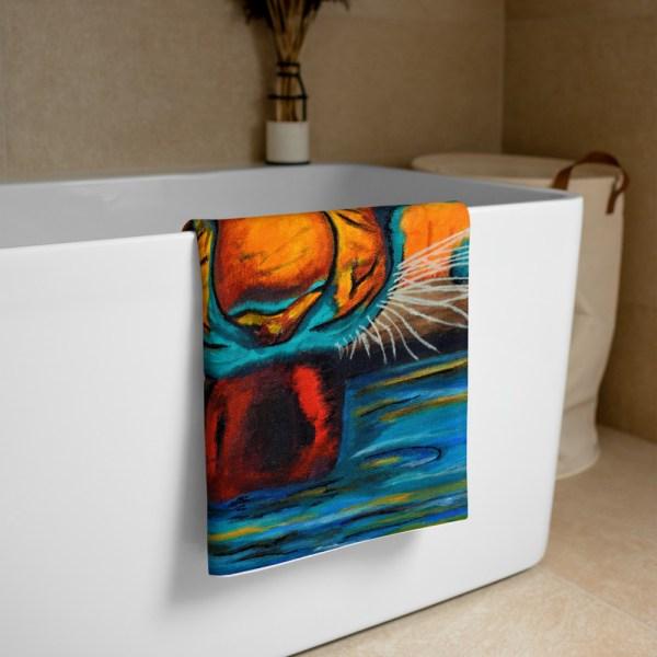 Eyes-of-the-Tiger-Towel-Modern-Wall-Art (3)