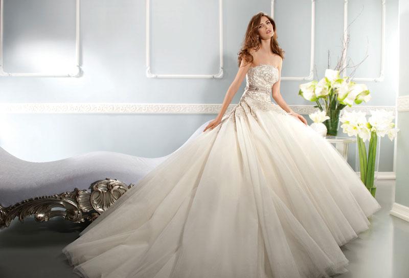 Wedding Gown Designer Jimmy Demetrios Chats With Modern