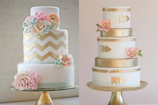 Cake Design: Erica O'Brien Cake Design Photo: Brooke Allison Photography