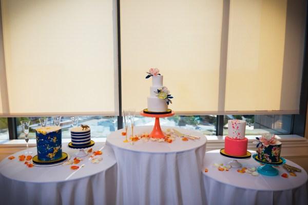 preppy nautical wedding