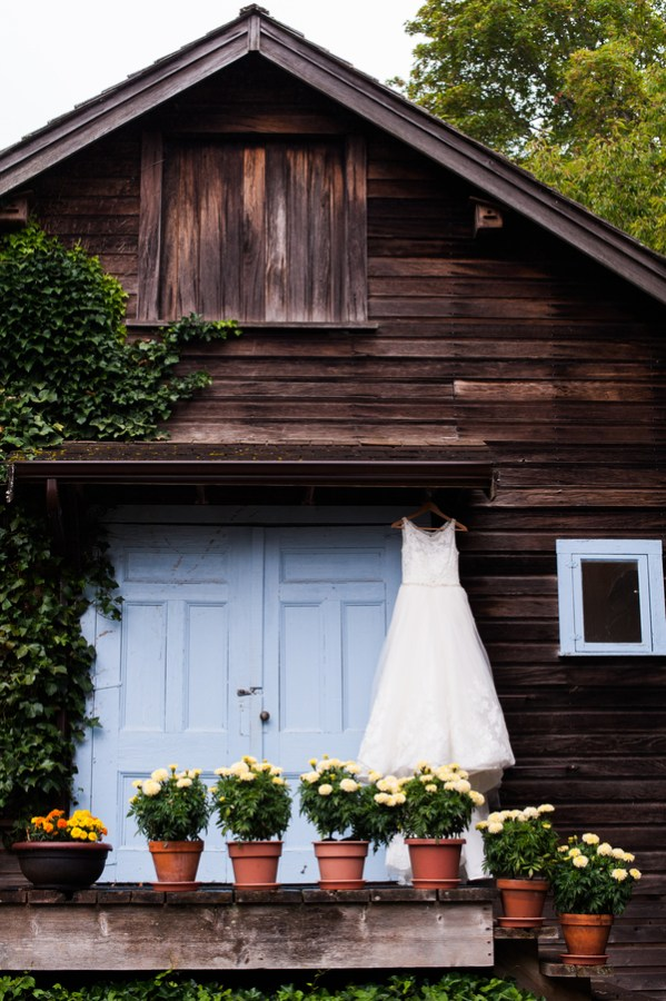 garden winery wedding