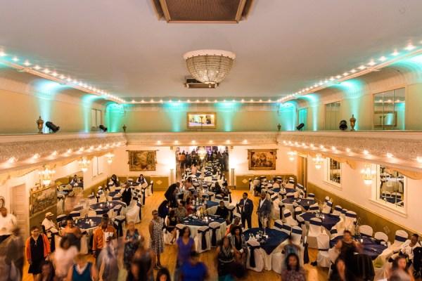 city museum wedding