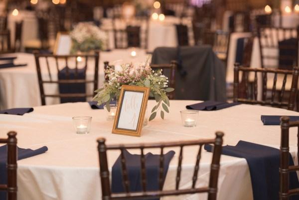 fall plantation wedding