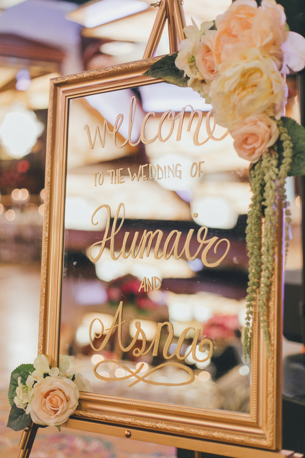 romantic country club wedding