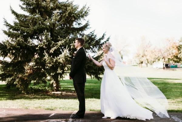 rustic warehouse wedding